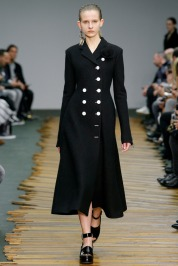 Celine - Another fitted trench coat. Head over heels in love with this.