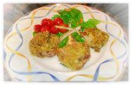 Quinoa Crumbed Lamb