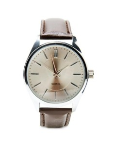 A round classic watch from Woolworths  R250.00
