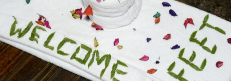 Mowana Spa Welcome Mat