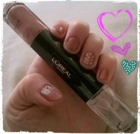 My fav nail polish - The Loreal Infallible Nails